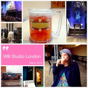 WB World London ~ Harry Potter