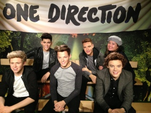 One Direction @ Madame Tussauds