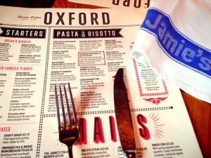 Jamie Oliver Italian @ Oxford, England
