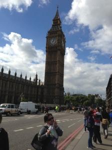 Big Ben @ London, England