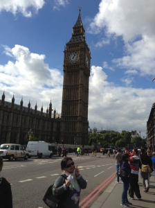 Big Ben @ London, England