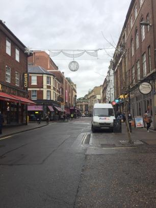Oxford - Downtown