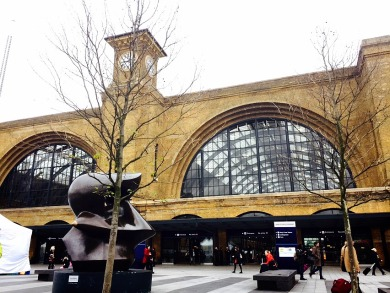 Kings Cross St.Pancras Station