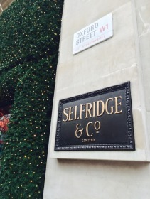Selfridges & Co. London