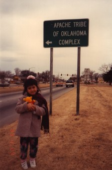in oklahoma 1989